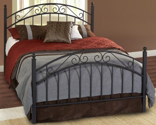 Hillsdale 1141BQ Willow Bed Set - Queen - Rails not included