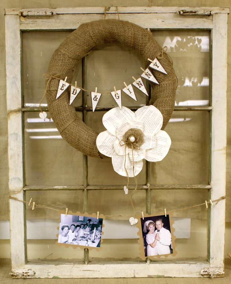 124 best images about 50th wedding anniversary on pinterest for 50th anniversary decoration