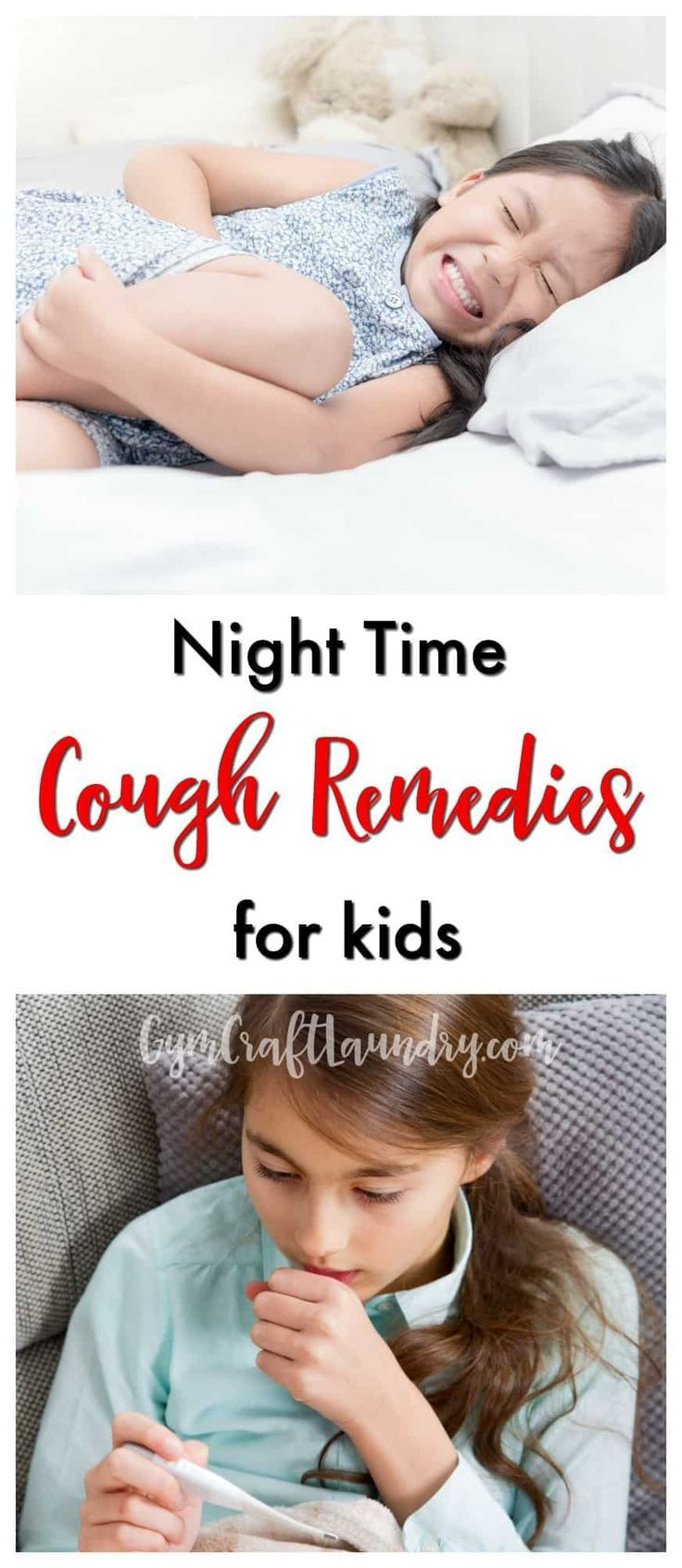 15 Cough Remedies for Kids at Night via @herchel1