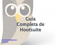 Guía de Hootsuite | Soraya Paniagua Ⓢ