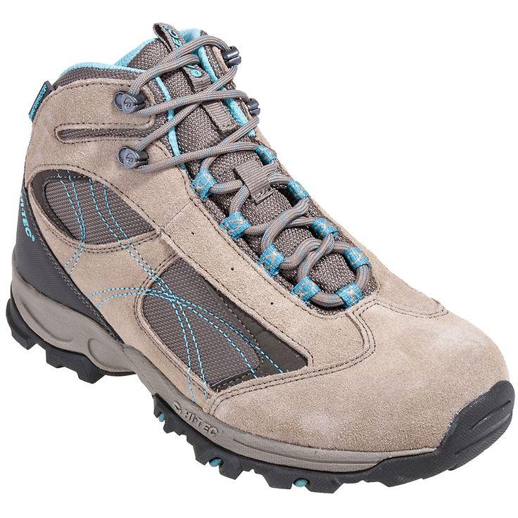 Hi-Tec Boots Women's Ohio Waterproof Tan Hiking Boots 22004,    #HiTecBoots,    #22004,    #Women'sHikingBoots