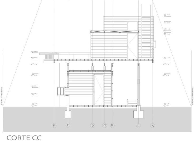 Casa Cerro Tacna / dRN Arquitectos