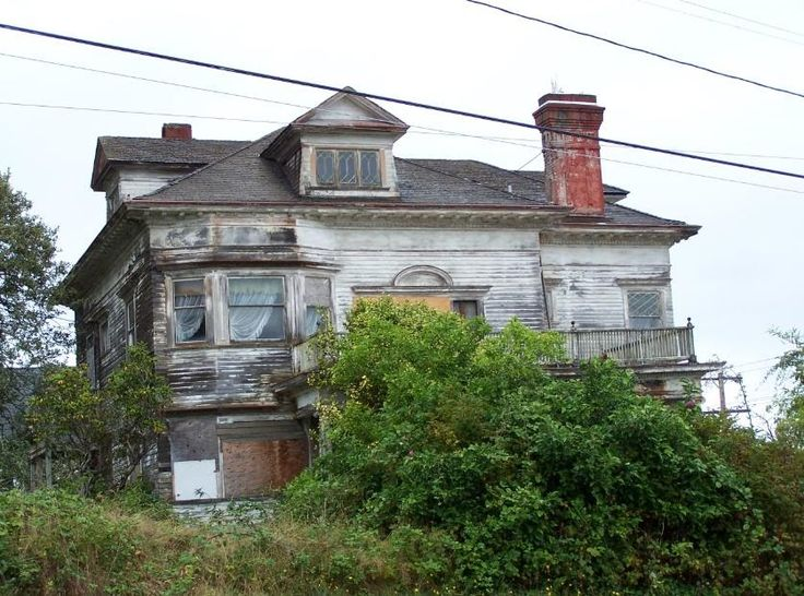 how to find abandoned servant house