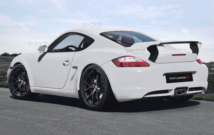 Porsche Cayman 987 GT Heckspoiler, Boot Spoiler , Trunk Spoiler  LOOK #Porsche Cayman 987 GT Heckspoiler, Boot Spoiler , Trunk Spoiler LOOK
