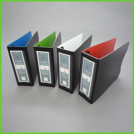 Mini CD Binder for CD sleeves
