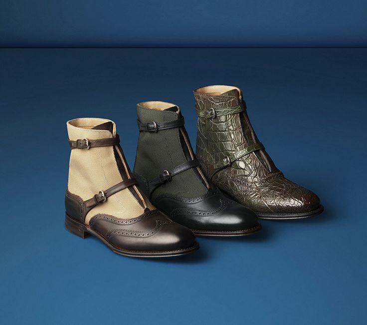 Gucci Lapo Wardrobe menswear SS2014 – The shoes