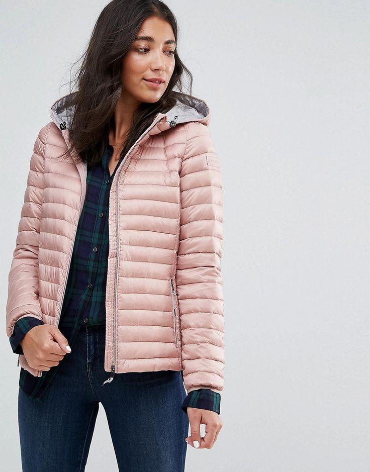 Esprit Lightweight Padded Jacket - Pink