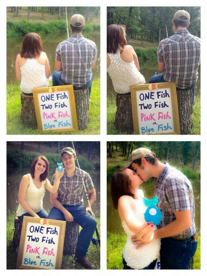 Gender Reveal Pictures