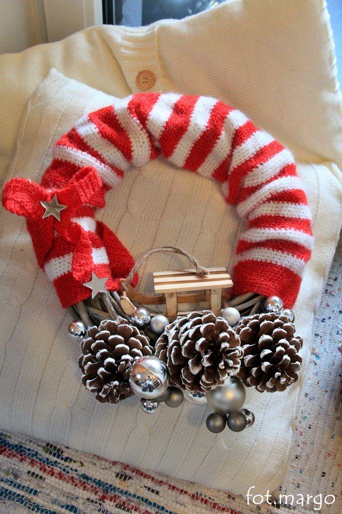 Boże Narodzenie Handmade Decor