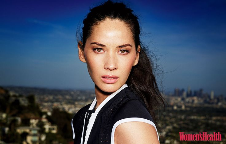 Olivia Munn's 'X-Men' Workouts Were About Feeling Strong—Not Skinny