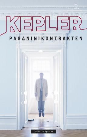 """""""Paganinikontrakten"""" av Lars Kepler"""