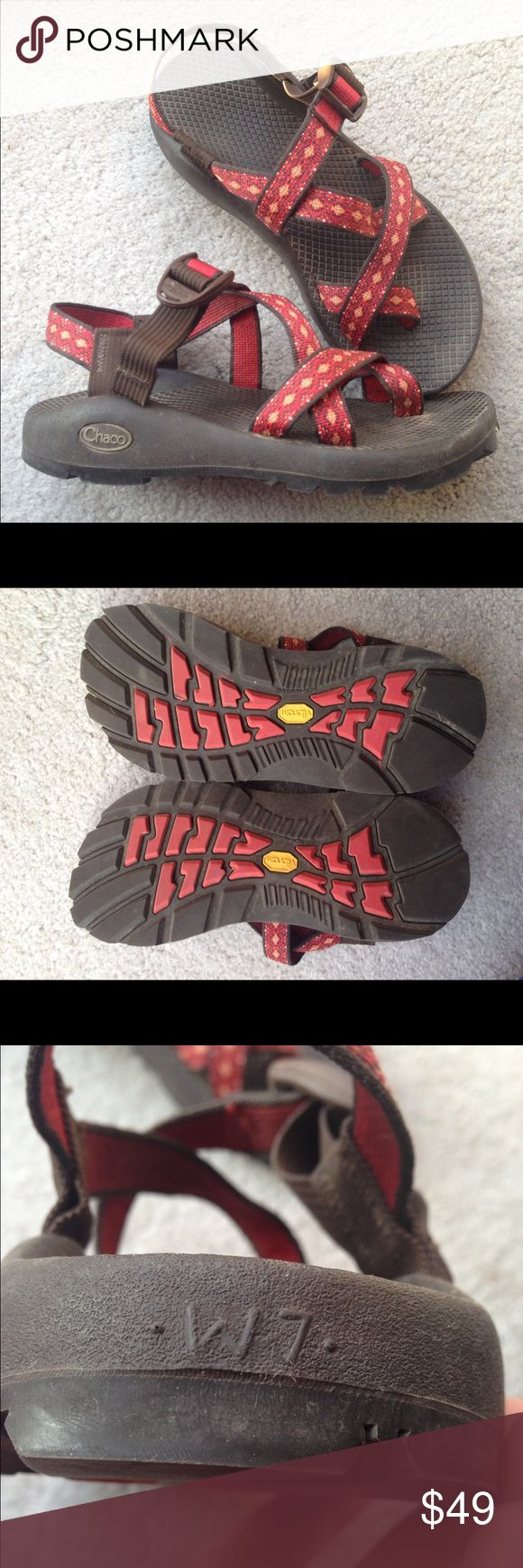 Chaco's Women's Chaco's in great shape lots of life to be had. Women's size 7 Chaco Shoes Sandals