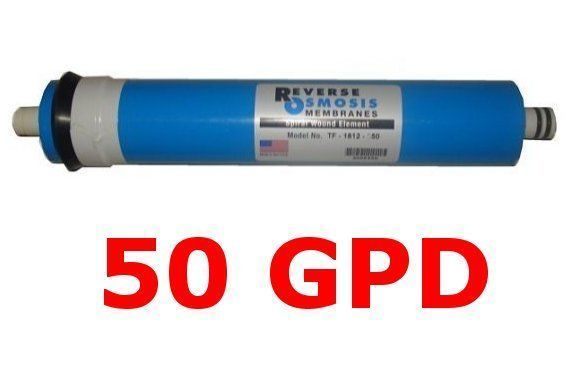 50 Gpd Reverse Osmosis Ro Membrane Replacement #Ft-M50