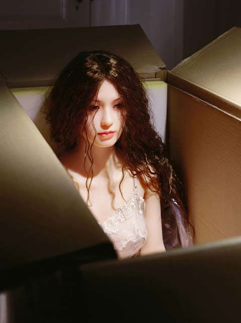 The Love Doll - laurie simmons