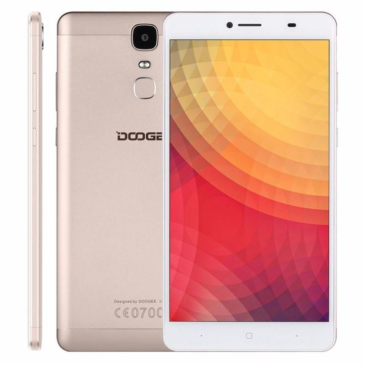 Doogee Y6 Max 4G SmartPhone Android 6.0 3GB 32GB Octacore