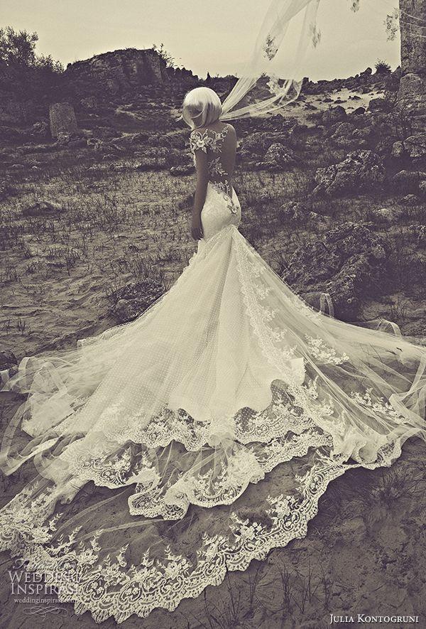 Julia Kontogruni wedding dress