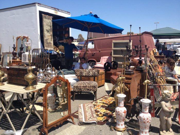 3. Long Beach Antique Market -- Long Beach Veterans Stadium at 4901 E Conant St in Long Beach