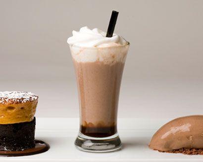 Samuel Adams Boston Lager Milkshake Recipe from Chef David Burke