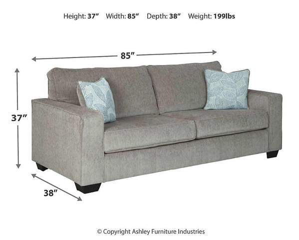 Altari Queen Sleeper Sofa Furniture Homestore Love Seat