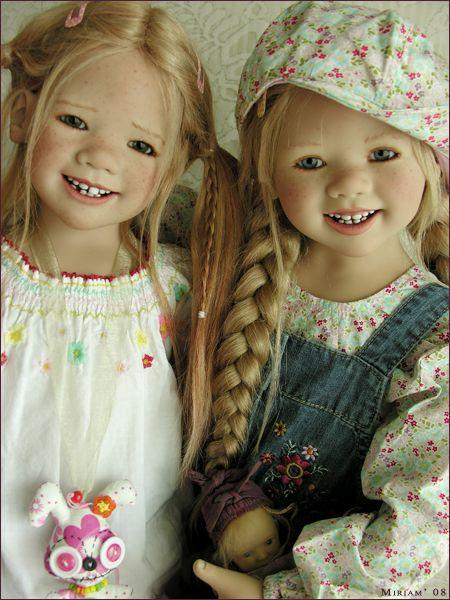 Sisters:  Tetti & Lillemore