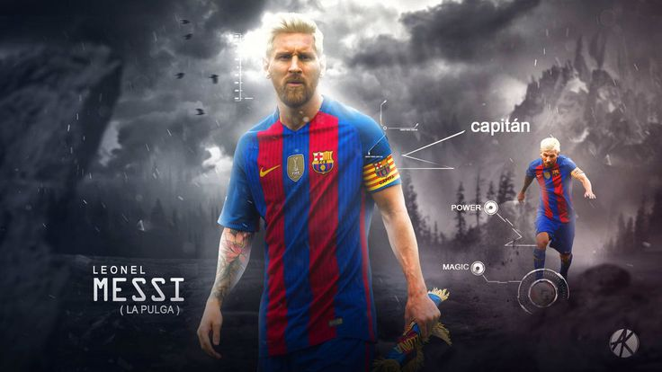 Lionel Messi / Wallpaper by RakaGFX on DeviantArt 1200×630 Messi 2016 Wallpapers (59 Wallpapers) | Adorable Wallpapers