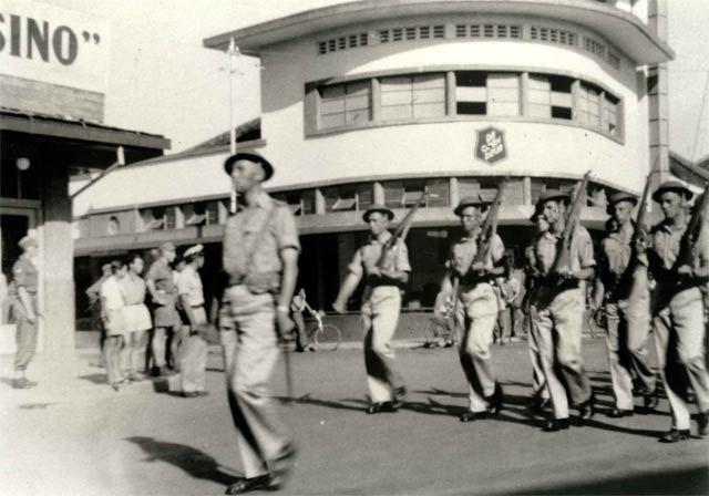 bandoeng - 1946 School Reserve-officieren Infanterie Bandoeng http://www.sroi-bandoeng.nl/geschiedenis.html
