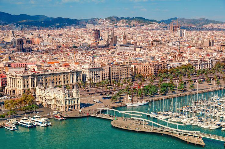 Barcelona, Spain | Plan your Spanish honeymoon with Luna
