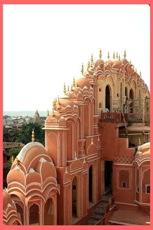 The Pink City / Jaipur / Rajasthan / India