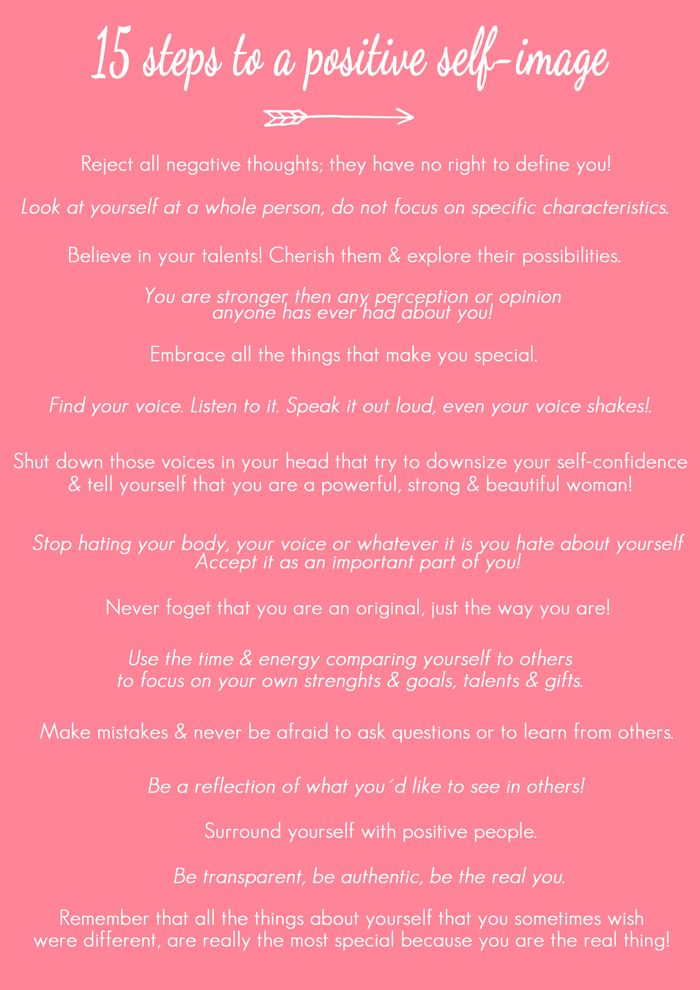 You are unique! 15 steps to a positive self-image! by Martina Winkel Photography #martinawinkel