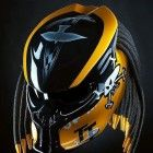 New The Predator Helmet ( Helmet custom / Hand made )