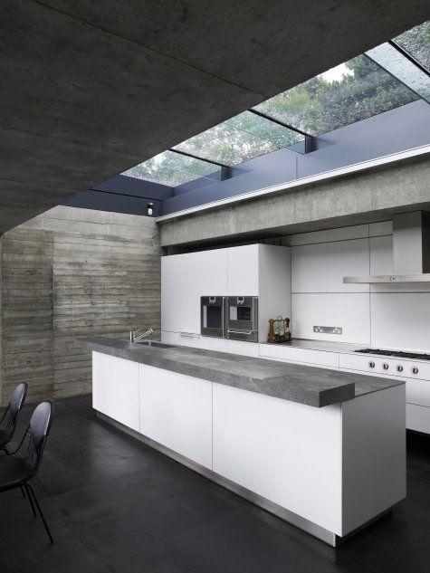 Blat kuchenny jak z betonu