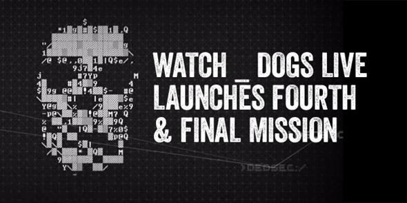 Fourth & Final Mission for Watch_Dogs Live