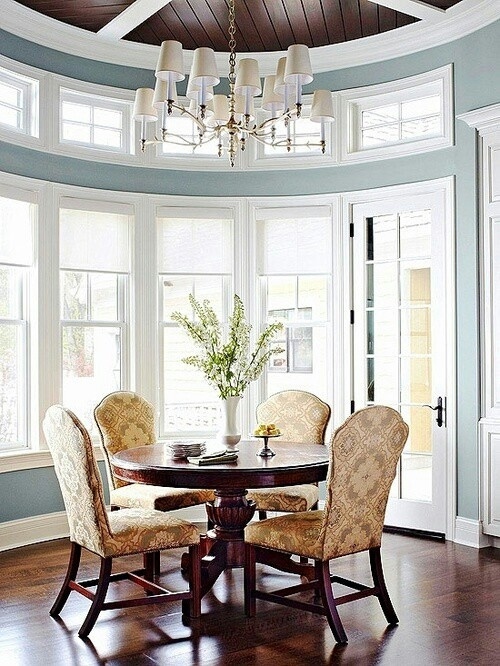 22 best images about indoor garden structure ideas on for Formal dining room color ideas