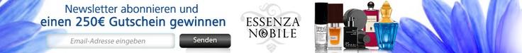 Exklusive Nischendüfte und feinste Kosmetik - Essenza Nobile®