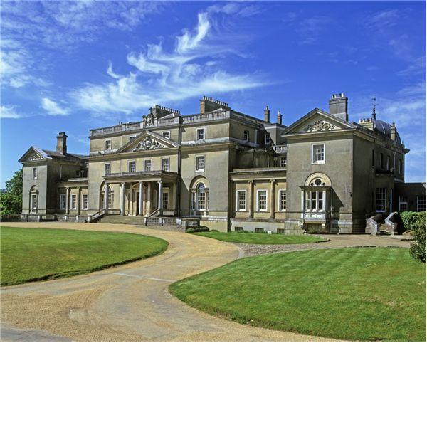 Wrotham Park Barnet Hertfordshire England Uk