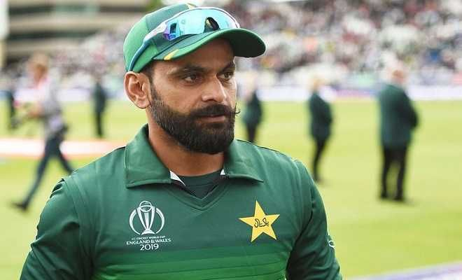 Another Global Event Another Plan To Have An Imran Khan Like Retirement Mohammad Hafeez Is The Latest Pakistan Cricketer Who Will Pe Blame Going Out How To Plan