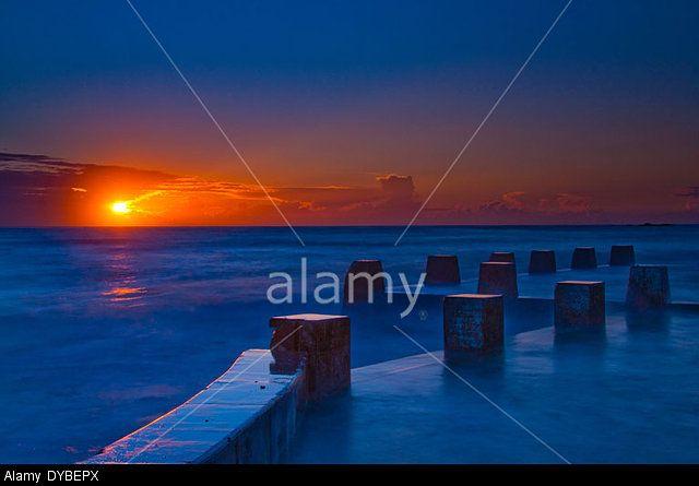 Sunrise, Coogee, Sydney, Australia