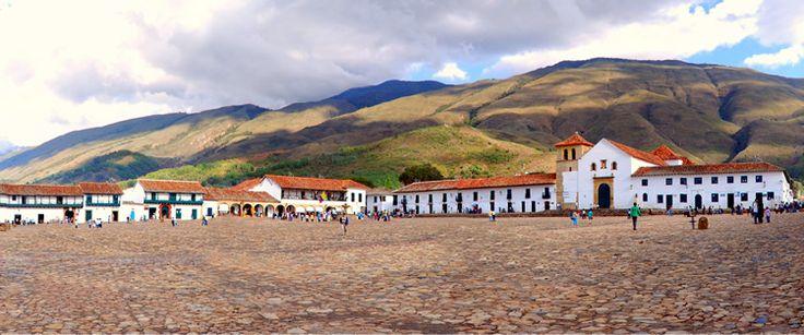 Villa De Leyva, un lugar para pasar vacaciones cerca de Bogotá
