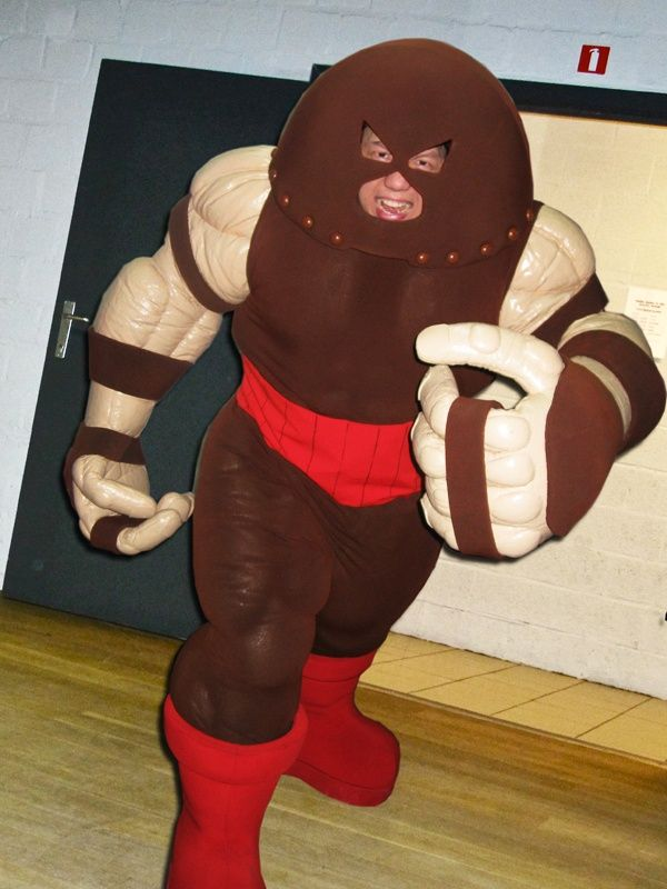 Juggernaut from the X-Men comics X Men Juggernaut Costume