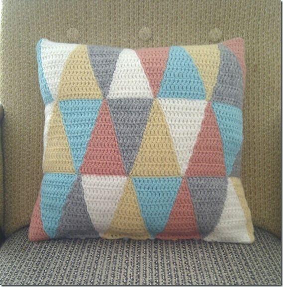 44 best Crochet images on Pinterest | Knit crochet, Crochet afghans ...