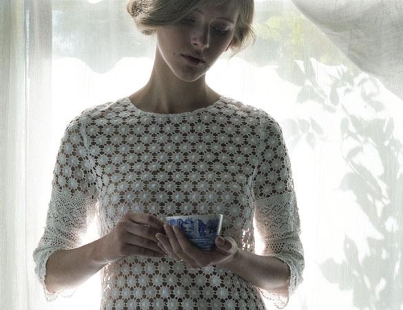 crochetTrav'Lin Lights, Eu Investiria, Soft Lights, Beautiful Lace, Tba Aw10, Lace Dresses