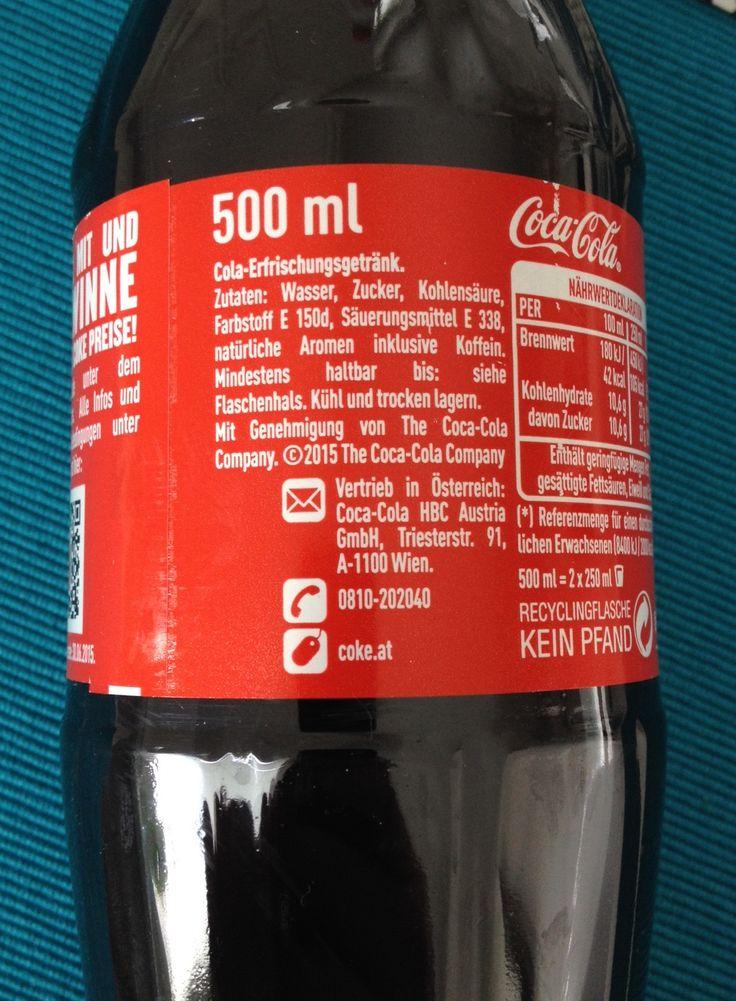 """Kola 3/3: Nakonec se ale podívejme, co je to ten fruktózo-glukózový sirup: chemická náhražka řepného nebo třtinového cukru. Pokud cukr bereme jako jed, tak fruktózo-glukózový sirup je ještě větší jed. Hlavní argument - cena. Testované množství rakouské koly bylo dražší, to ano. Na druhou stranu stejně jako v českých supermarketech i v Rakousku probíhala akční nabídka na """"kolový nápoj"""" v cenách, které známe z ČR. Konkrétně to byla Pepsi 2l za 0,8 EUR. Tady jde vyloženě pouze o větší zisk v…"""
