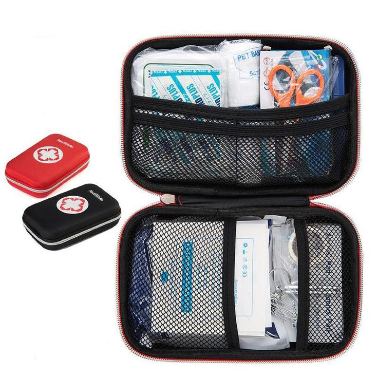 Naturehike Outdoor Survival First-aid Kit Package Portable Climbing Medikit Emergency Bag Disaster Dedicated Outdoor Tool