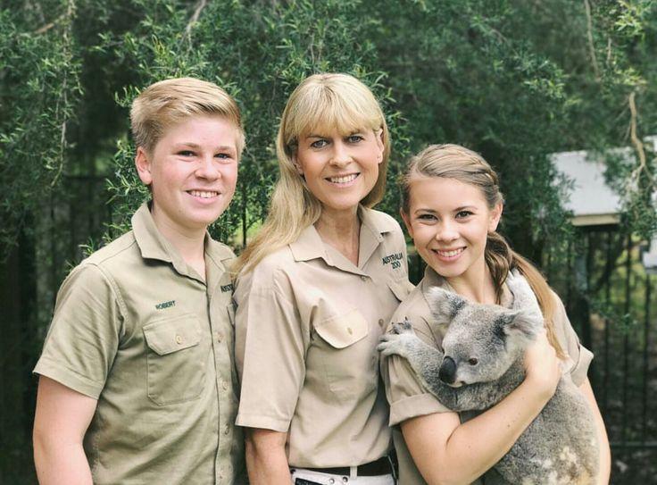 11 Jahre Nach Seinem Tod Familie Von Steve Irwin Ist Zurück Im Tv