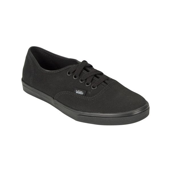 Vans Authentic Lo Pro Womens Shoes (60 CAD) ❤ liked on Polyvore featuring shoes, sneakers, vans, boat shoe sneakers, boat shoes, cushioned shoes, waffle shoes and lace up sneakers