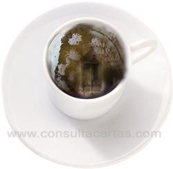 Leer el Poso de Café en linea adivinacion con posos de cafe gratis