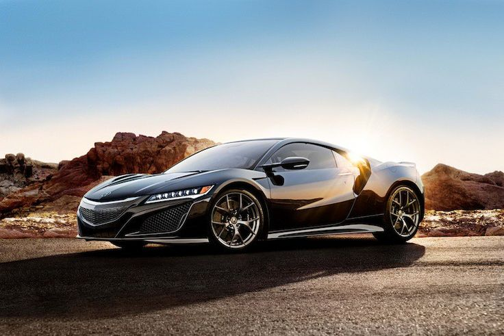 2017 Acura NSX Price tops out at $250,100 CAD MSRP