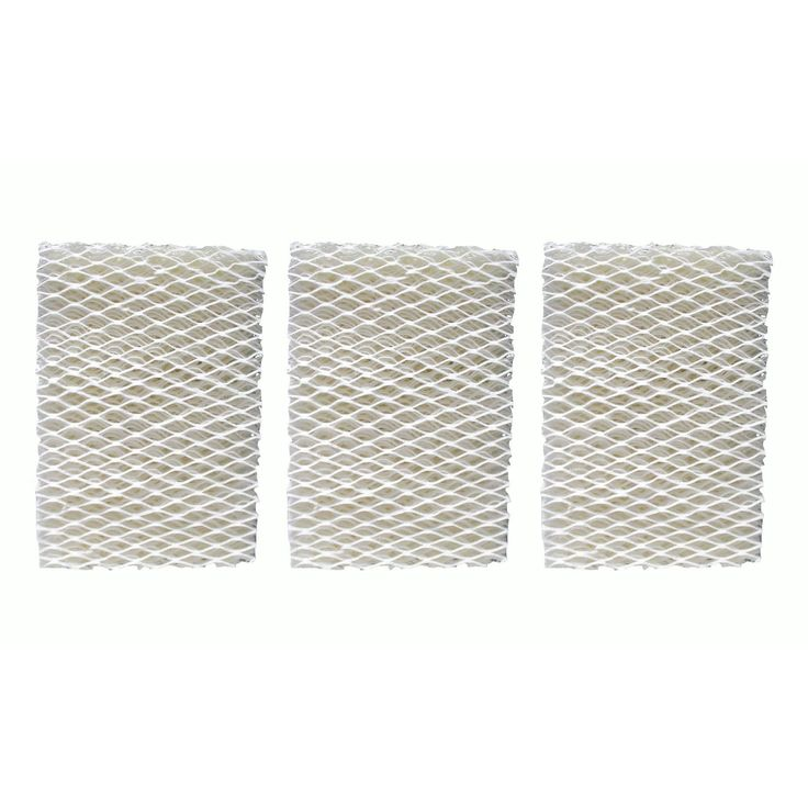 Crucial 3 Graco 1.5 Gallon 2H00 Humidifier Filters, Part # 2H01 (humidifier filter), White (Paper)