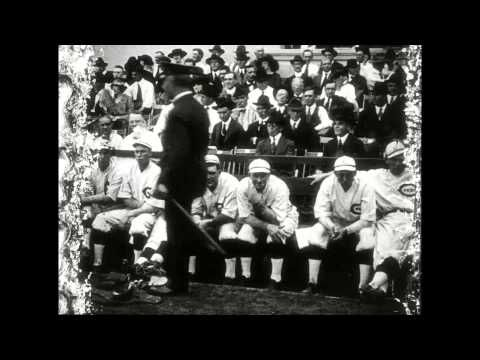 Watch Rare Footage Of The Black Sox Throwing The 1919 World Series