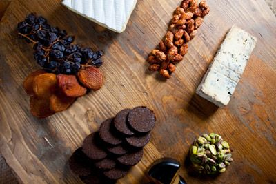 Food and Wine Matching - Cheese Board